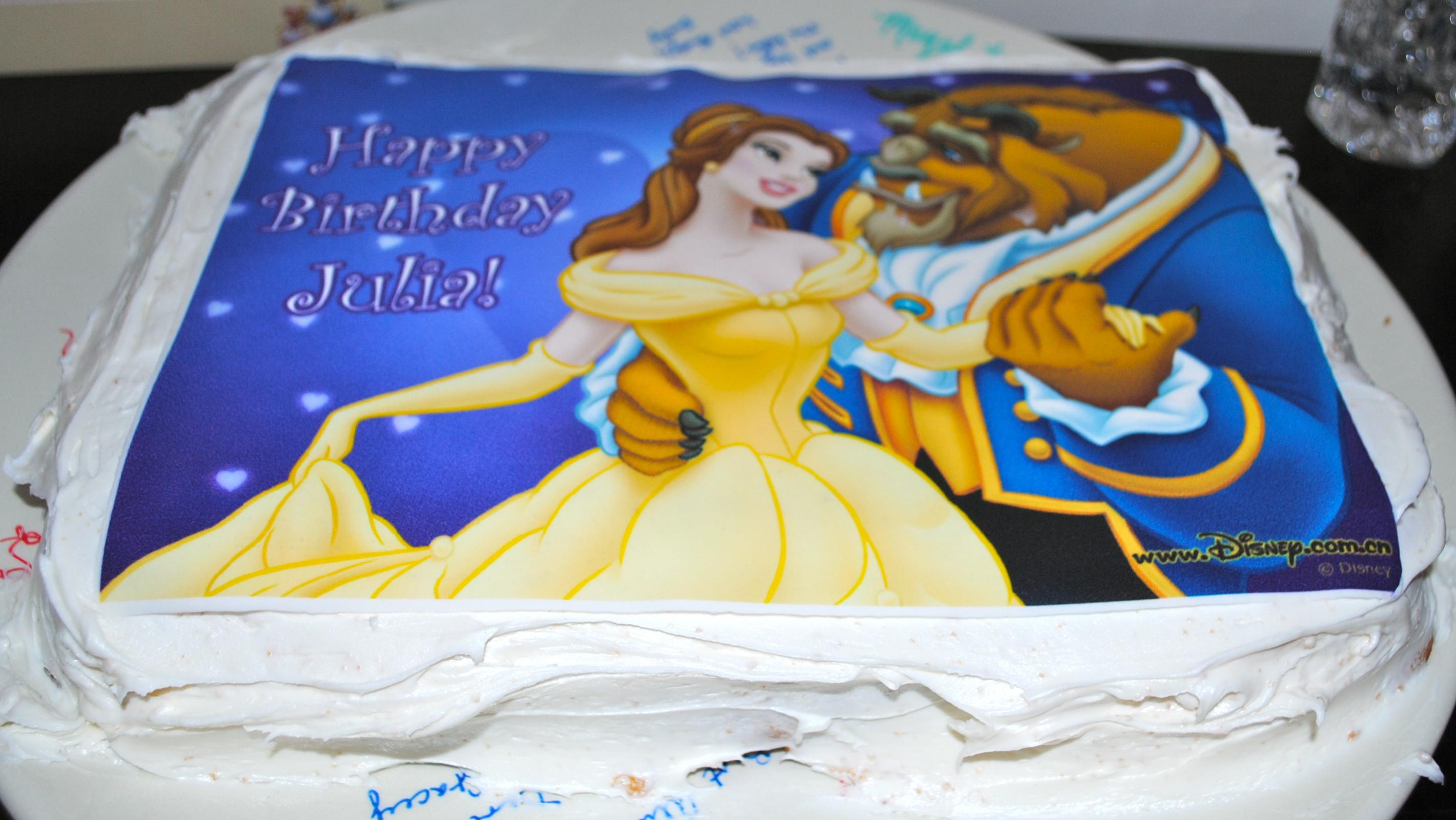 Frozen Movie Sheet Cake I made my cake,