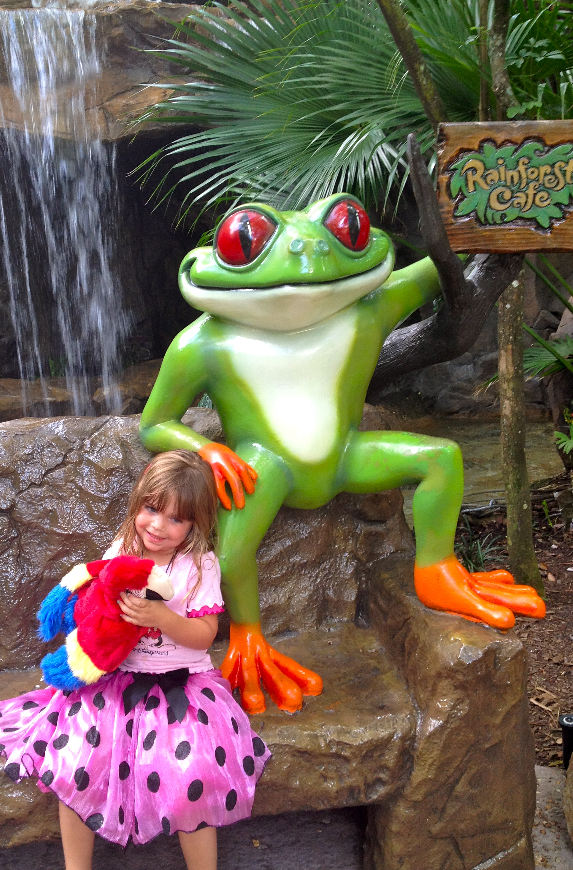 Restaurants Like Rainforest Cafe Near Me